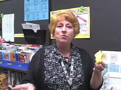 Healthy Snacks in Green River Elementary Schools