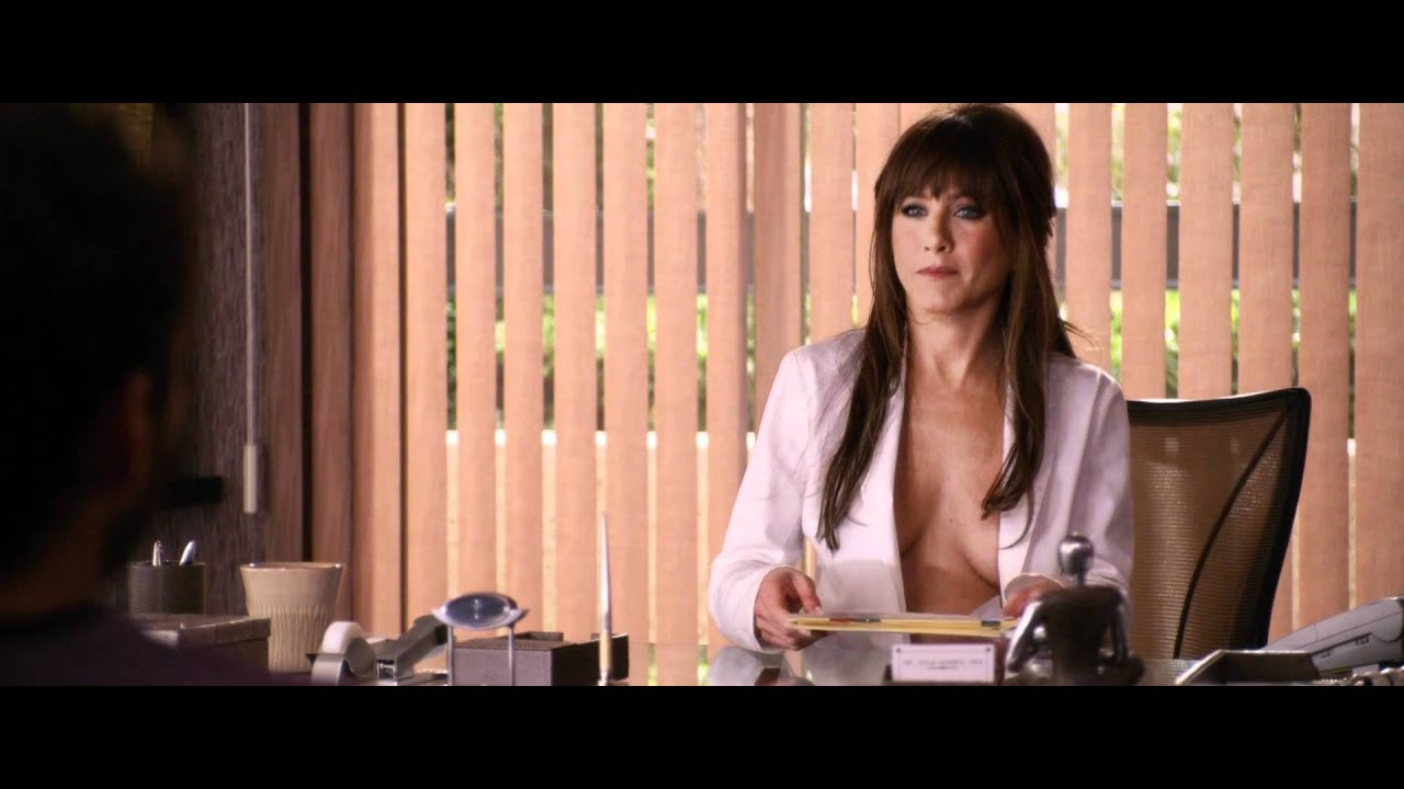 Jennifer Aniston Naked In Horrible Bosses