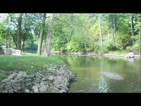The River House of Alaska Michigan...Summer