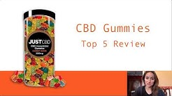 Best CBD Gummies - The Top 5 CBD Gummies of 2020!