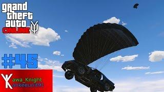 GTA ONLINE Wer fliegt weiter?  #45 Let´s Play GTA Online KY
