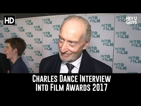 Charles Dance Interview - Into Film Awards 2017