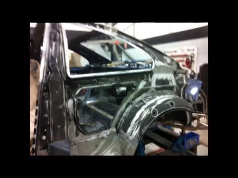 M3 Bmw E46 Body Rebuild Panel Beating Is What I Do Youtube