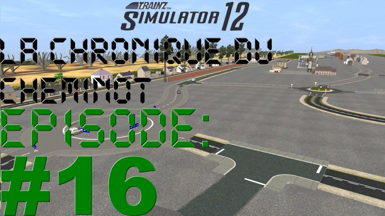 trainz simulator 2012 la chronique du cheminot 16 le mur pas droit constructions de magasins hd. Black Bedroom Furniture Sets. Home Design Ideas