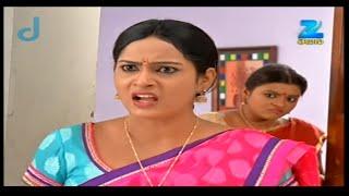 Konchem Ishtam Konchem Kashtam - Indian Telugu Story - Epi 98 - Zee Telugu TV Serial - Recap