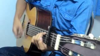 Chuyện tình nhà thơ(guitar) - LMT