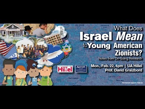 What does Israel mean to Young American-Zionists? - Notes from On-Going Research