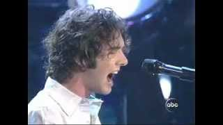 "Josh Groban AMA 2004 ""Remember When It Rained"""