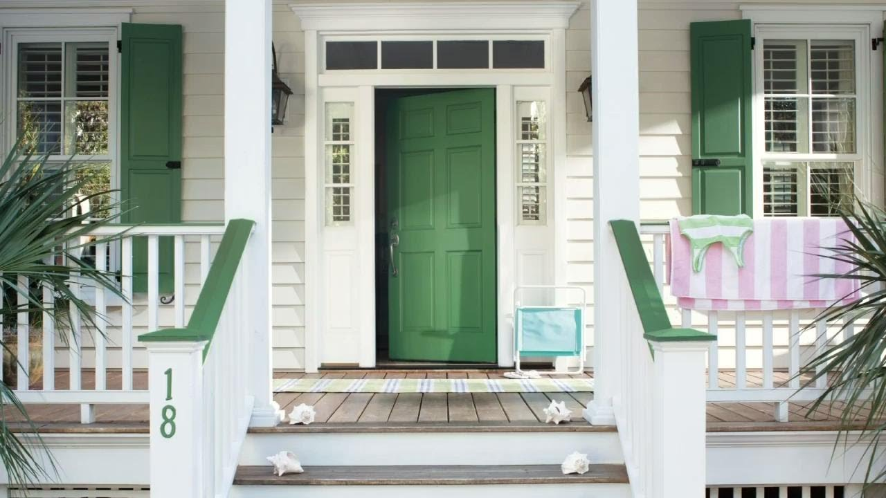 6 front door colours that make a statement about your personality ...