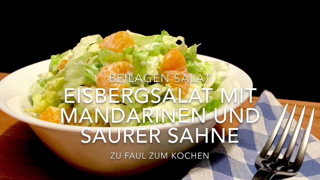 salatsoße mit saurer sahne