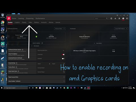 How To Fix Amd's Driver Issue With Recording And Streaming!!!
