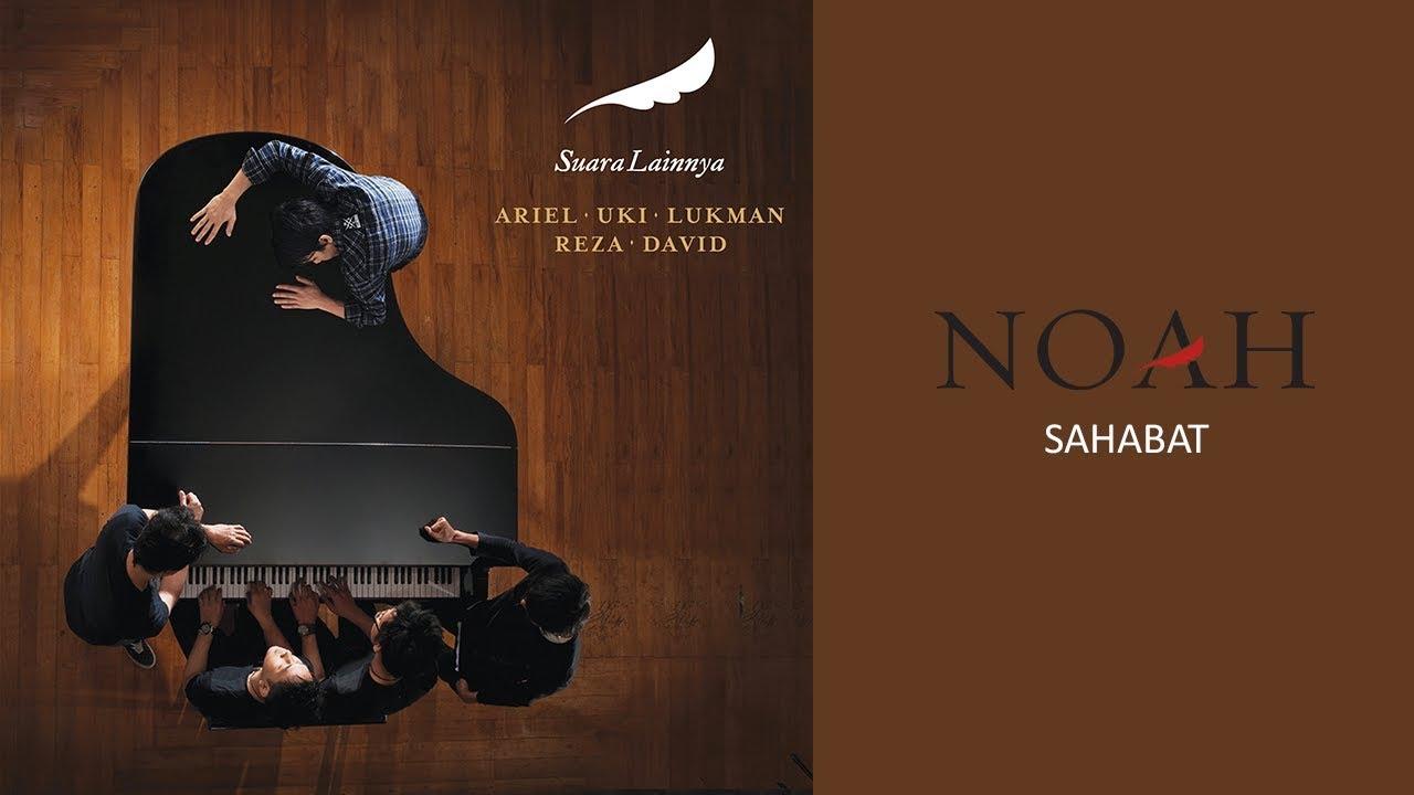 NOAH - Sahabat (Official Audio)