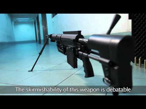 Socom Gear Cheytac M200 Intervention Sniper Rifle (HD) - Redwolf Airsoft - RWTV