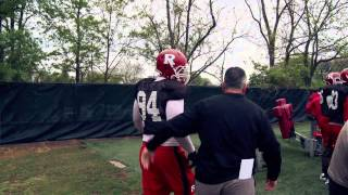 R Football 2012   Coach Kyle Flood   A Player's Coach