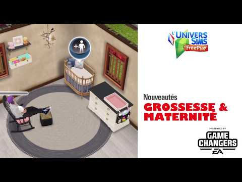 The Sims Freeplay - Packs grossesse - Accès Anticipé