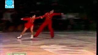 Legends of Soviet figure skating: Irina Rodnina and Aleksandr Zaitsev