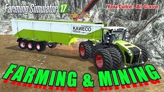 "[""Farming Simulator 17"", ""Farming Simulator 17 Mods"", ""Farming and Mining"", ""Mining"", ""CLAAS XERION"", ""CLAAS"", ""XERION"", ""Kaweco"", ""LAUMETRIS COMPACTION ROLLER TVLL"", ""Renault Premium"", ""Renault"", ""Tractor mods"", ""claas mods"", ""xerion mods"", ""renault mods"