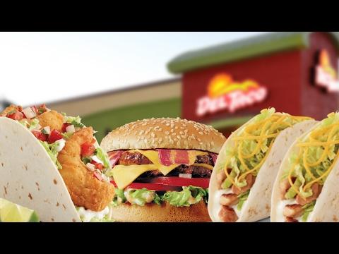 Del Taco Food Review FINALLY!!!