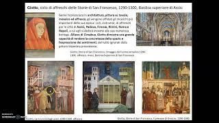 Arte gotica seconda parte -