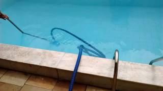 Como limpar piscina sem motor é sem filtro
