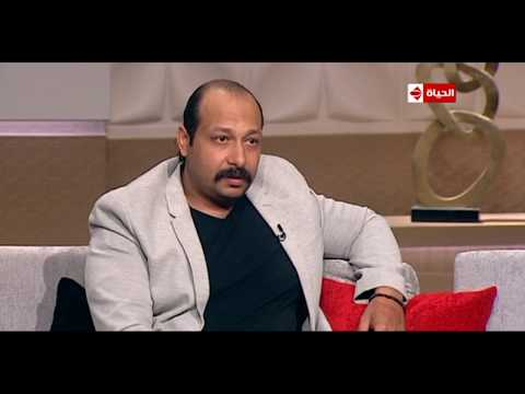 بوضوح - لقاء خاص مع الفنان محمد ثروت وزوجته