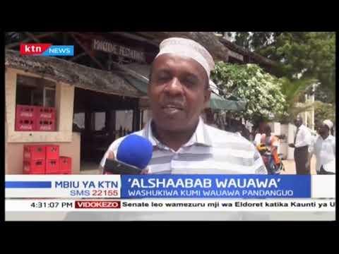 Al-shabaab wauwawa na wanajeshi wa Kenya katika eneo la Pandanguo