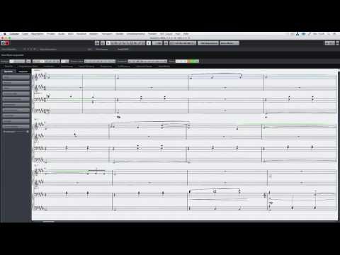Quick Tipp: Music XML Dateien in der Praxis