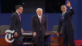 Election 2012 | Obama vs. Romney: Third Presidential Debate on Foreign Policy | The New York Times