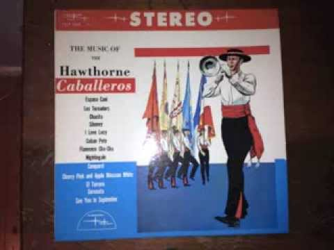 1961 Hawthorne Caballeros (Side One)