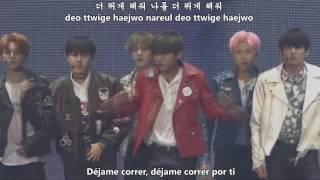 Video BTS - Run HYYH (Sub español - Hangul Roma) download MP3, 3GP, MP4, WEBM, AVI, FLV Agustus 2018