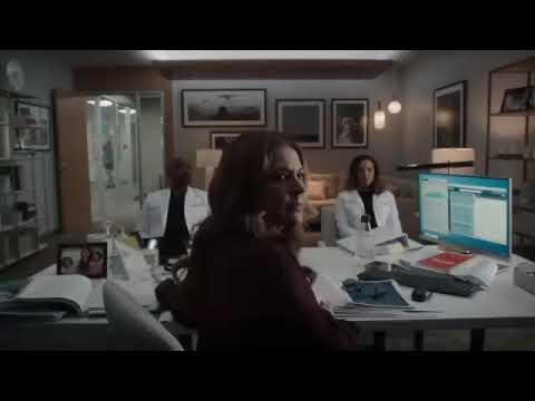 Strom Attack Scene - The Resident Season 4 Episode 11