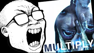 """A$AP Rocky - """"Multiply"""" ft. Juicy J TRACK REVIEW"""