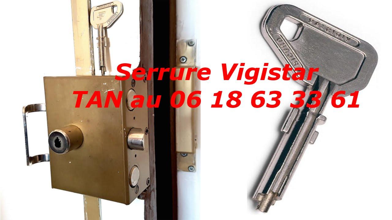 Vigie picard cool serrure vigie picard trident with vigie - Comment fermer une porte sans serrure ...