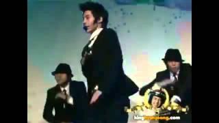 Video Kim Hyun Joong & Lee Min Ho & Kim Bum & Kim Joon   Everybody dance Now 1 download MP3, 3GP, MP4, WEBM, AVI, FLV Mei 2018