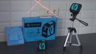 Лазерный уровень, нивелир INSTRUMAX ELEMENT 2D. Обзор возможностей