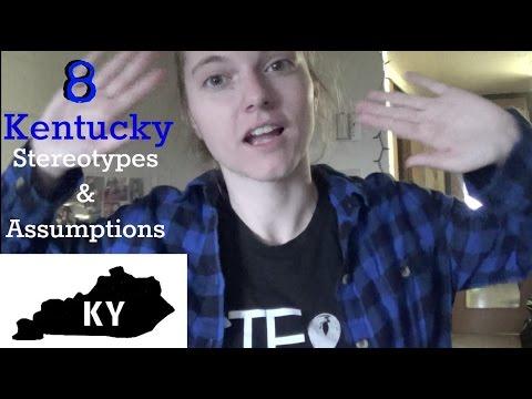 8 Kentucky Stereotypes & Assumptions!