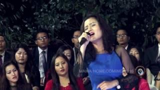 Lawmkimi Ralte - Kei Aia Hmangaihtu Che An Awm Lo (MAMA Homecoming 2016)
