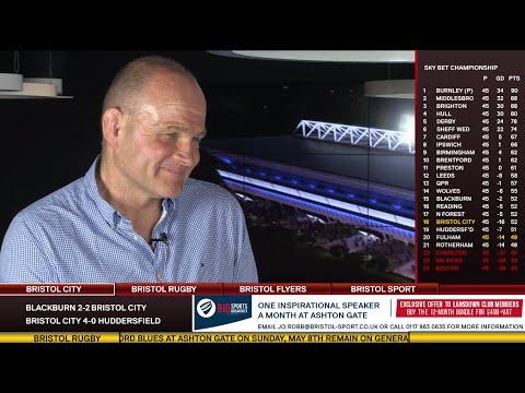 Bristol Sport TV - Featuring Andy Robinson