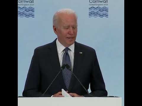 Joe Biden's Brain Sputters Out as He Rambles Idiotically, Confuses Syria and Libya Multiple Tim