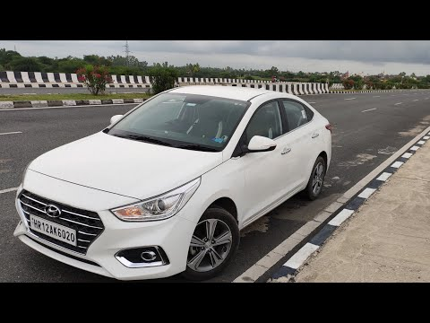 True REVIEW of HYUNDAI verna mileage, safety, pick up