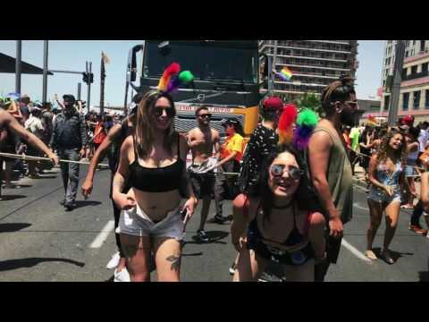 Tel Aviv Pride Parade
