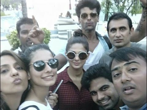 TEAM Beyhadh wraps up Mauritius schedule! |  | TV Prime Time
