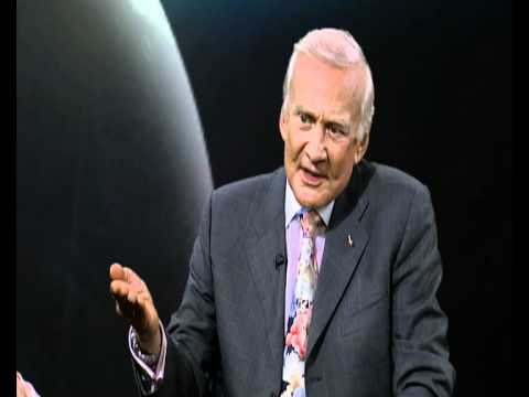 Buzz Aldrin interview