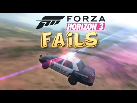 Generate Forza Horizon 3 FAIL Compilation (Best of Racing Games FAILS) Pics