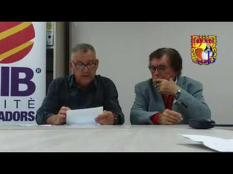 Presentación del dia del Entrenador Baleares