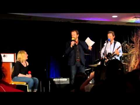 Richard Speight Jr and Rob Benedict The Rachel Miner
