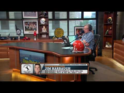 Jim Harbaugh on The Dan Patrick Show (Full Interview) 9/20/16