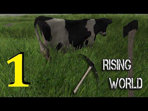 Rising World #1  