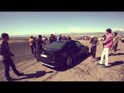 BMW Track Day Bishkek