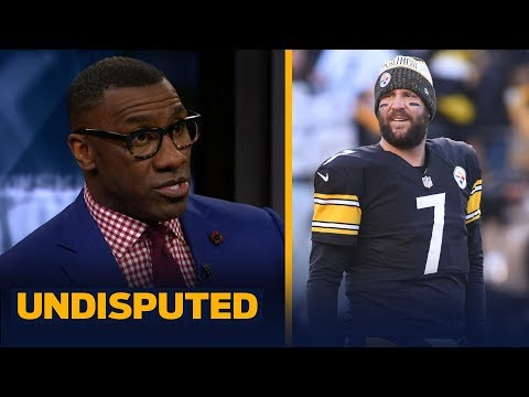 Big Ben&39;s just &39;trying to save face&39; with public apology to AB — Shannon Sharpe  NFL  UNDISPUTED